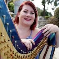 Jillian Lopez- Harpist/Orchestrator