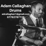 Adam Callaghan Drums